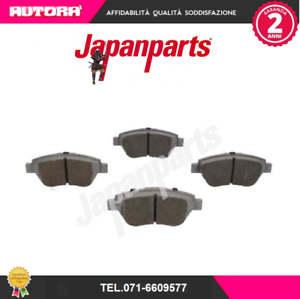 PA0075AF-G-Kit-pastiglie-freno-a-disco-ant-Opel-Corsa-D-Adam-JAPANPARTS