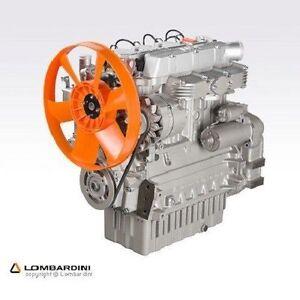 lombardini motore chd 2204 engine moteur motor 4 cilindri ldw diesel ebay. Black Bedroom Furniture Sets. Home Design Ideas