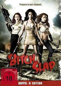 FSK18-Bitch-Slap-dvd-NEU-OVP-deutsch-Doppel-D-Edition-Julia-Voth-Lucy-Lawless