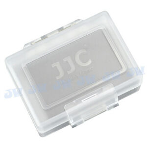 JJC-Water-resistant-Storage-Case-for-Canon-Nikon-Sony-Fujifilm-Camera-Battery