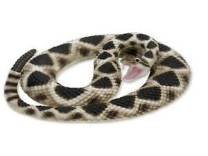 Safari Ltd 269329 Diamond Rattlesnake 39 3//8in Series Unbelievable Creatures