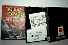 DOUBLE DRAGON GIOCO USATO COMMODORE 64 EDIZIONE EUROPEA DM1 40989