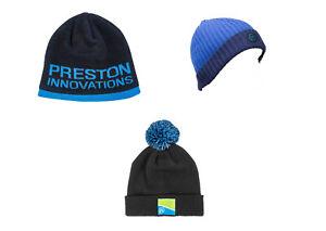 Caricamento dell immagine in corso Preston-Innovation-Beanie-Cappello -Bobble-vari-modelli-PESCA- 1d4610f4026e