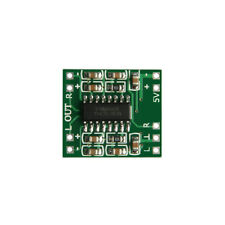 2pcs Digital DC 5V Mini Audio Module Class D amplifier board 2*3W USB PAM8403