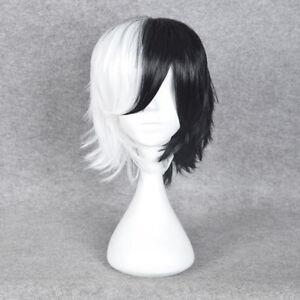 Evil Madame Wig Cruella De Ville Vil 101 Dalmations Wigs Costume Accessories