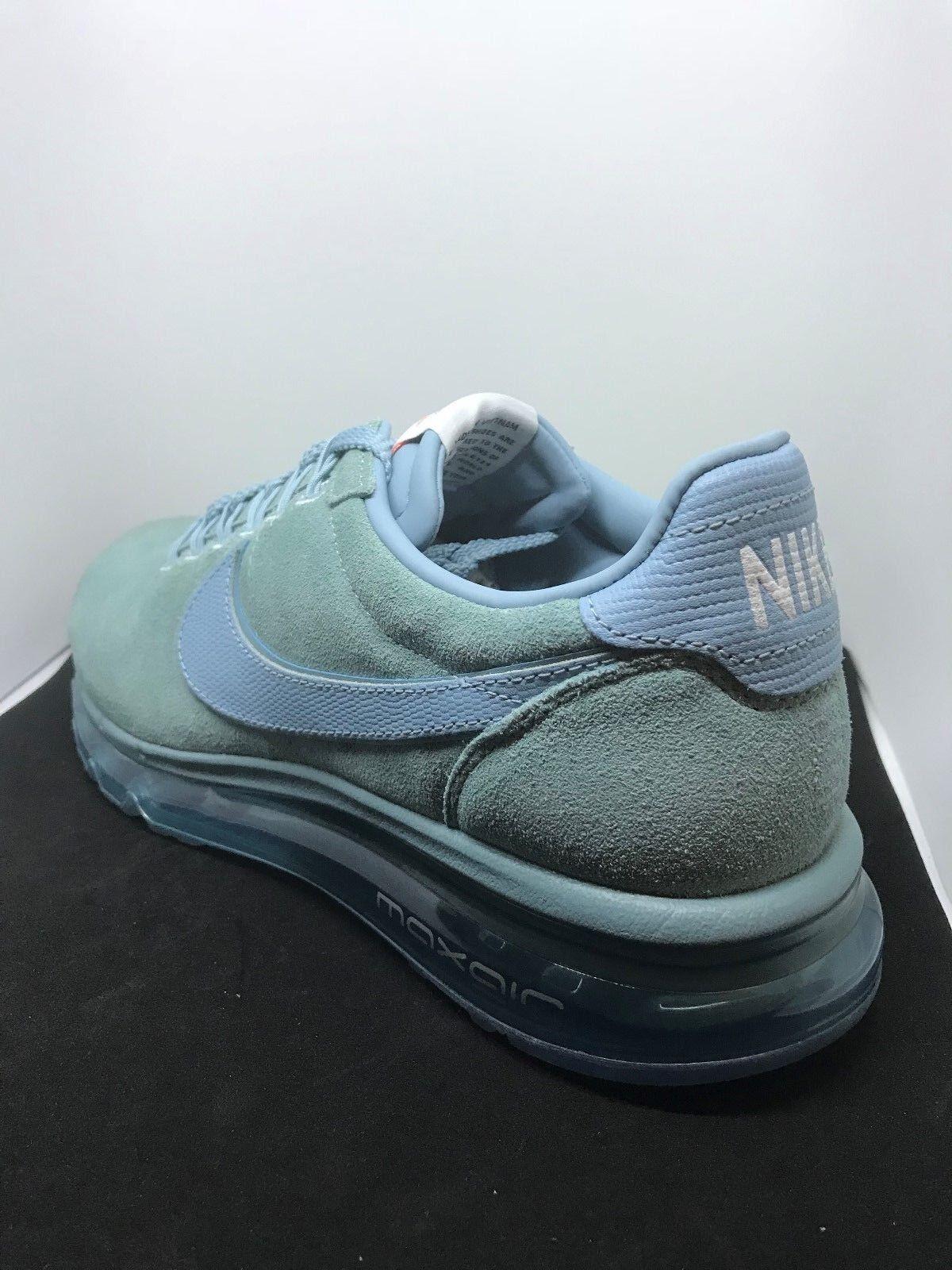 Nike Air Air Air Max LD Zero iD Women's Running shoes   Aqua bluee  Size 11 (AA3174-991) 4fa15a