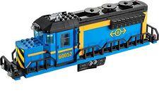 LEGO Train Engine Cargo Locomotive BODY ONLY From City Railway Set 60052 NEW