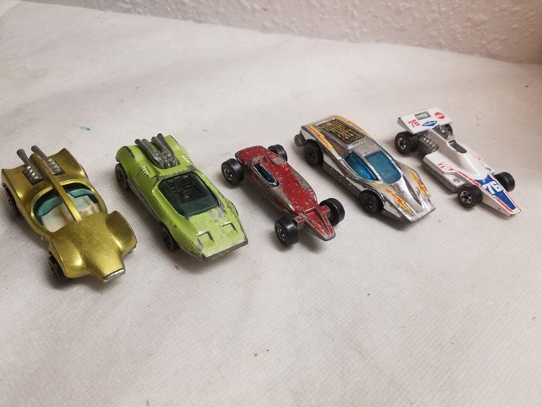 1969 rojoline Hotwheels Hotwheels Hotwheels y 1970, 1975 18a3e8