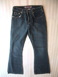Womens Silver Jeans Dark Wash Bootcut or Flare Size 27 27x31 Made ...