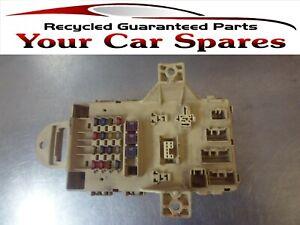 Details about Toyota Yaris Fuse Box 1.0cc Petrol 99-05 Mk1 on