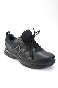 New-Balance-Mens-Training-Entertainment-Sneakers-Black-Size-9-Extra-Wide