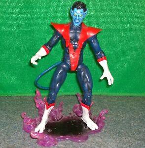 Diamond-Select-Marvel-NIGHTCRAWLER-Action-Figure-Used
