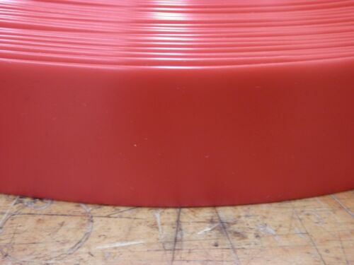 """20/' Vinyl 2/"""" Chair Strapping Outdoor Patio Lawn Furniture Repair Red New # 225"""