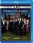 Masterpiece Classic Downton Abbey Ss3 0841887018173 Blu-ray Region 1