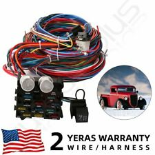 1928 1929 1930 1931 Ford Model a 12 Circuit Wiring Harness Wire Kit Street  Rod for sale online   eBay   Ford Model A Wiring Harness Kits      eBay