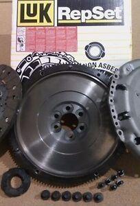 VW-NEW-BEETLE-1-8-T-Turbo-150-avc-awv-UTA-SMF-VOLANT-MOTEUR-ET-LUK-Clutch-Kit-Boulons
