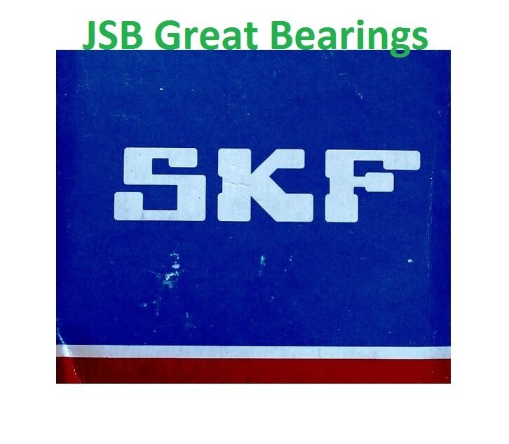 (Qty.10 SKF) 6204-2RS C3 SKF Brand seals bearing 6204-rs ball bearings 6204 rs