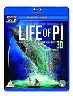 3d Life of Pi With Ayush Tandon Blu-ray Region B Postage