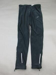 Nike-Size-S-Womens-Black-Athletic-Dri-Fit-Gym-Fitness-Leggings-Pants-064