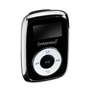 Intenso-Music-Mover-8GB-black-MP3-Player-Musikplayer-Micro-SD-Karten-Slot-Musik