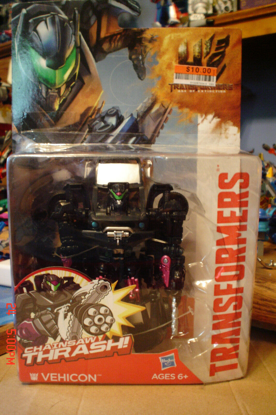 Transformers Age of Extinction Deluxe Class Vehicon AOE