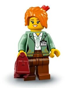 "LEGO minifigure serie ""The NINJAGO Movie"" - MISAKO -  71019_09"