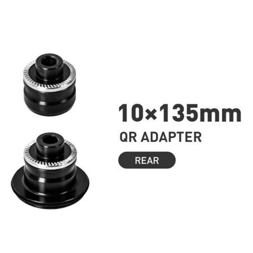 Thru Axle For Koozer XM49 Details about  /AG/_ Hub Cap Bike Hub Converter End Cap Rear//Front QR