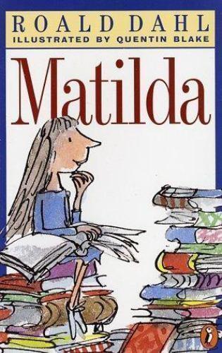 Matilda By Roald Dahl 1998 Trade Paperback For Sale Online Ebay
