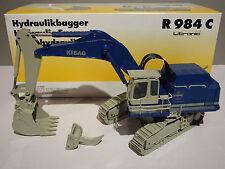 Conrad LIEBHERR R984 C Hydraulikbagger ** KIBAG **, Neu & Ovp. !!