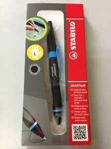 Stabilo-Smartball-Left-Handed-Pen-With-Touch-Screen-Tip-for-IPAD-NEXUS-ANDROID