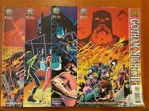 DC-COMICS-BATMAN-GOTHAM-NIGHTS-II-4-ISSUE-MINI-SERIES-1995