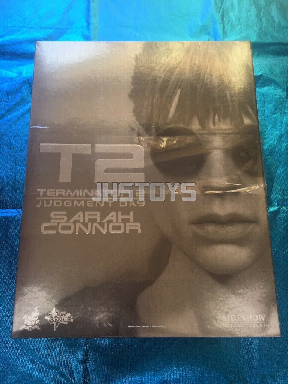 Hot Toys 1 6 Terminator 2 Judgment Day Sarah Connor MMS119