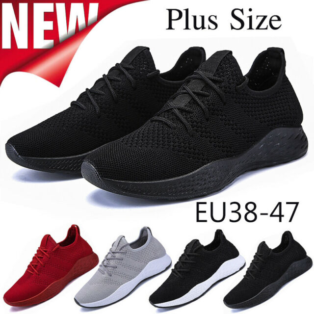 13adf742ed4 Men's Sneakers Ultra Lightweight Walking Tennis Athletic Running Shoes Gym  2019