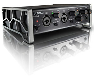 TASCAM-US-2x2-USB-Audio-MIDI-Interface