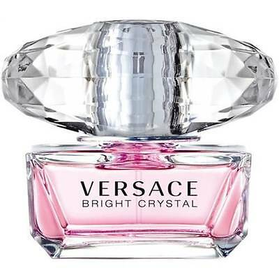 BRIGHT CRYSTAL 50ml EDT WOMEN PERFUME by VERSACE