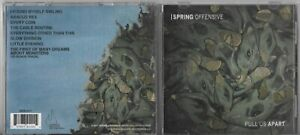 SPRING OFFENSIVE - Pull Us Apart [EP] - CD 2011 Oxford Burning Building BBR-0117