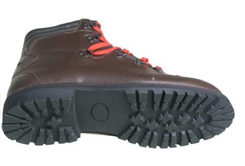 Alta caña-cuero zapato montaña-wanderschuh bergwanderstiefel caza zapato bosque zapato entre