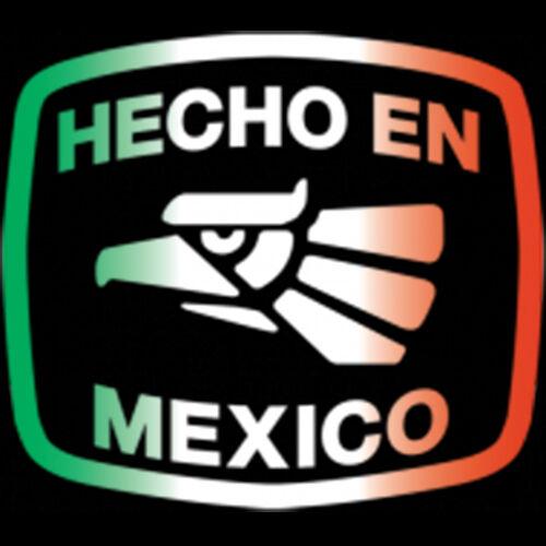 Hecho En Mexico Mexican Eagle Funny Hooded Sweatshirt Hoodie
