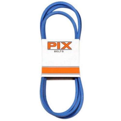 """5K52 5L520 5//8/"""" x 52/"""" B49K Pix Lawn Mower V Belt"""