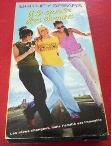VHS-Movie-A-la-Croisee-des-Chemins-Version-Francaise