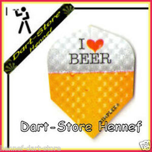 6-Dart-Flights-DIMPLEX-034-I-LOVE-BEER-034