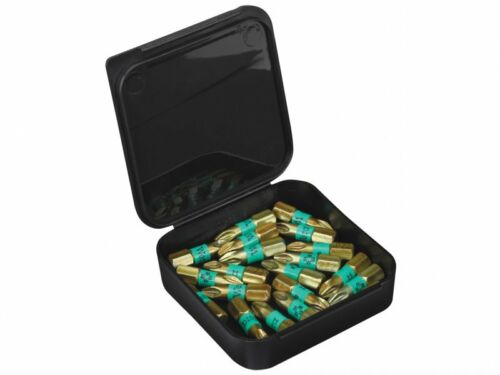 Wera 855//1 BTH Pozidriv PZ1 BiTorsion Insert Bit 25 mm Pack 10