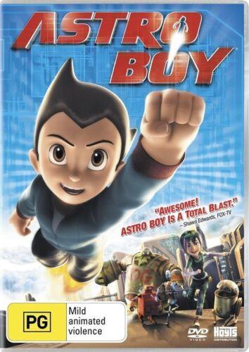 1 of 1 - Astro Boy (2009) DVD R4 NEW