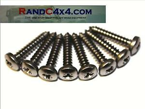 Land-Rover-Defender-Grill-Stainless-Steel-Screw-Set-Kit
