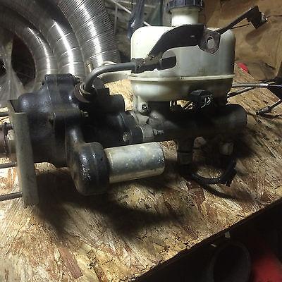 2007 Ford F550 superduty master cylinder hydroboost