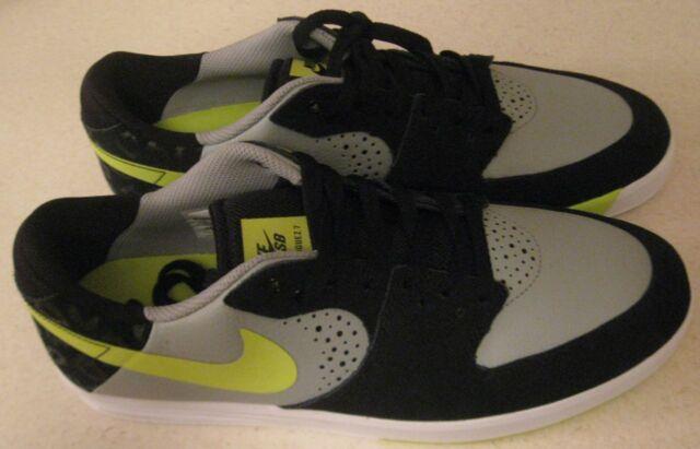 ad18712c4c94 Nike SB Paul Rodriguez 7 Skateboarding shoes sz 10 LUNARLON NEW P-Rod BMX  SKATE
