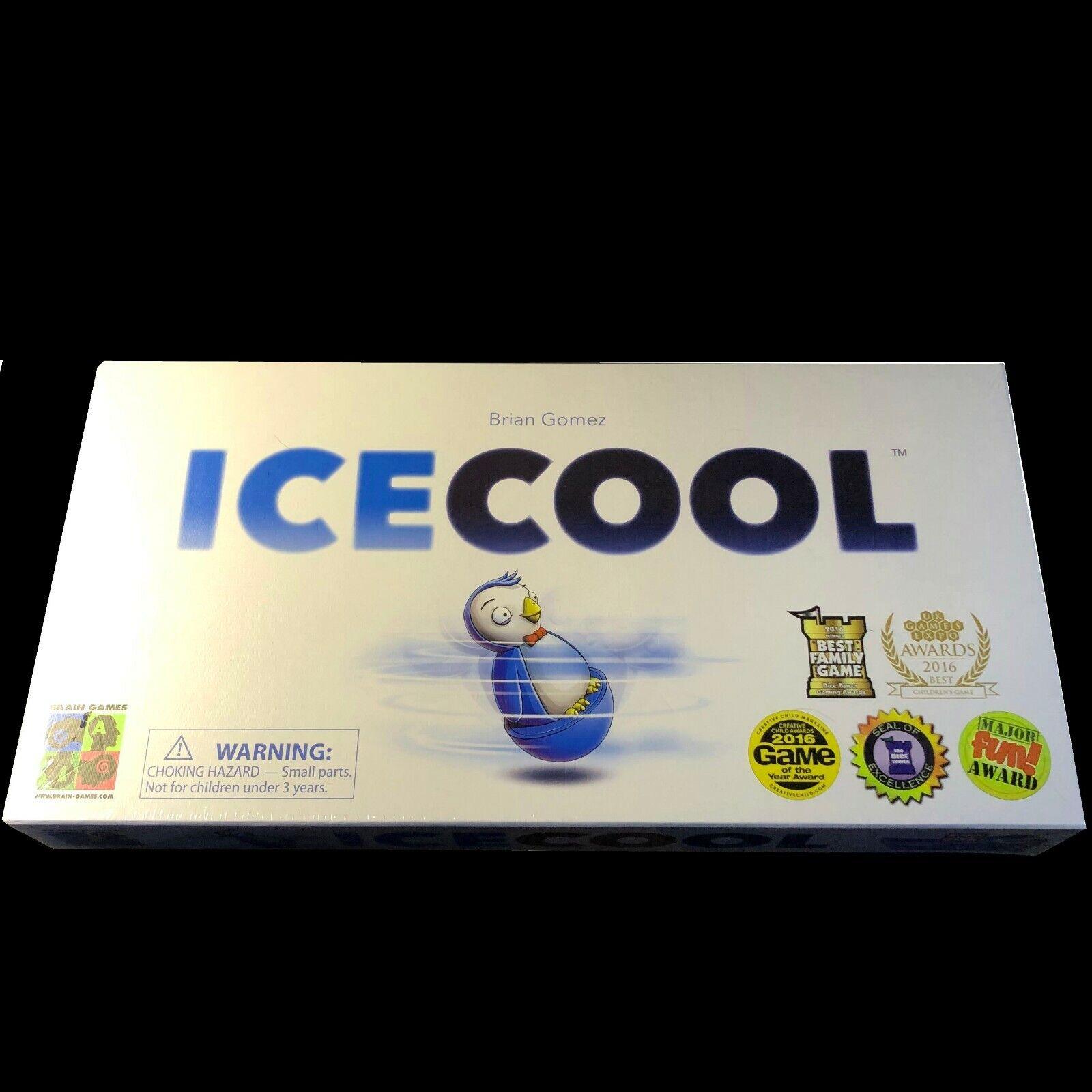 Ice Cool Board Game Brand New, NIP