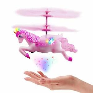 Flying Helicopter Unicorn Toys Gifts For 6 7 8 9 10 Year Old Girls Birthday Chri 313043178101 Ebay