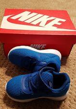 New Nike TANJUN TDV Kids Toddler Boys Blue White Sz 5c 6c 7c 8c Sneaker Shoes