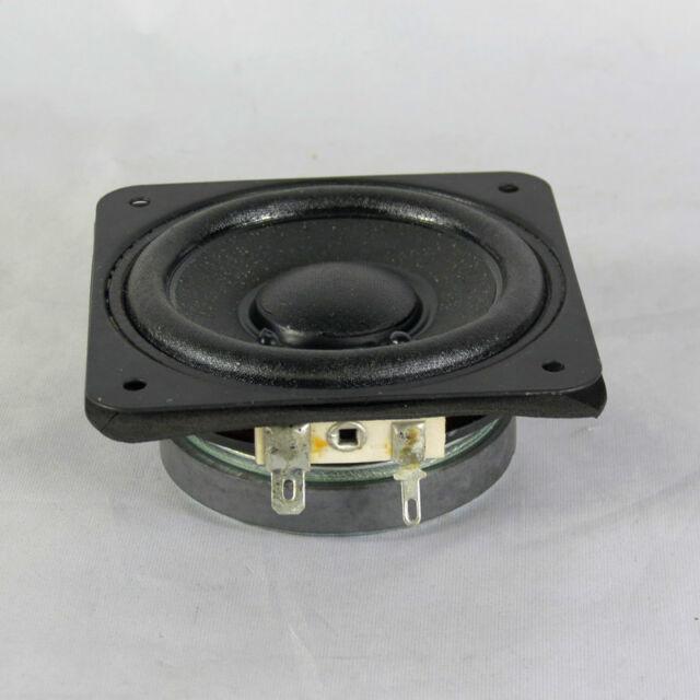 """3""""inch 8ohm 8Ω 20W Bass Audio Speaker Stereo Subwoofer Loudspeaker Midrange Horn"""